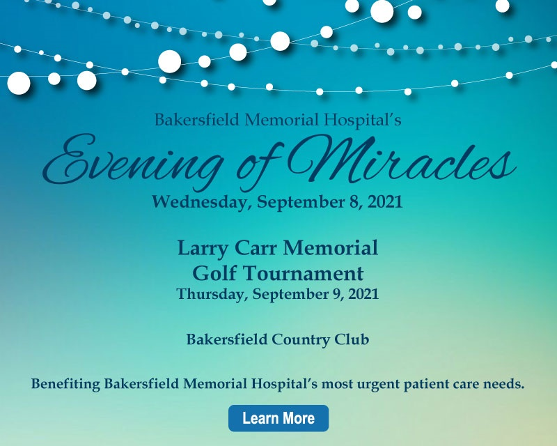 Evening of Miracles & Golf Tournament Date Announcement