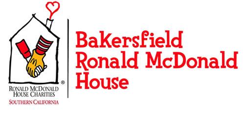Bakersfield Ronald McDonald House Logo